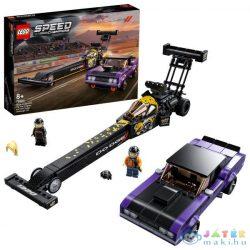 Lego Speed Champions: Mopar Dodge//Srt Top Fuel Dragster És 19 76904 (Lego, 76904)