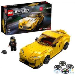 Lego Speed Champions: Toyota Gr Supra 76901 (Lego, 76901)