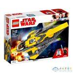 Lego Star Wars: Anakin Jedi Csillagvadásza 75214 (Lego, 75214)