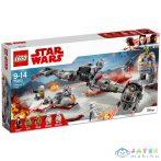 Lego Star Wars: Crait Védelme 75202 (Lego, 75202)