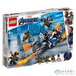 Lego Super Heroes: Amerika Kapitány Outrider Támadás 76123 (Lego, 76123)