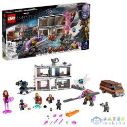 Lego Super Heroes: Bosszúállók Végjáték A Döntő Csata 76192 (Lego, 76192)