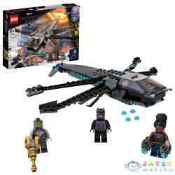 Lego Super Heroes: Fekete Párduc Dragon Flyer 76186 (Lego, 76186)