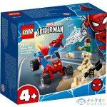 Lego Super Heroes Pókember És Sandman Leszámolása 76172 (Lego, 76172)