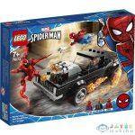 Lego Super Heroes Pókember És Szellemlovas Vs. Carnage 76173 (Lego, 76173)
