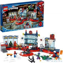 Lego Super Heroes: Támadás A Pókbarlang Ellen 76175 (Lego, 76175)