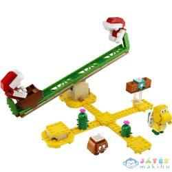 Lego Super Mario: A Piranha Növény Erőcsúszdája Kiegészítő Szett 71365 (Lego, 71365)