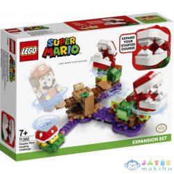 Lego Super Mario: A Piranha Növény Rejtélyes Feladata Kiegészítő Szett 71382 (Lego, 71382)