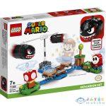 Lego Super Mario: Boomer Bill Gát Kiegészítő Szett 71366 (Lego, 71366)