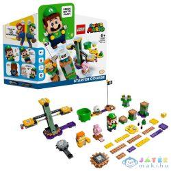 Lego Super Mario Luigi Kalandjai Kezdőpálya 71387 (Lego, 71387)