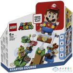 Lego Super Mario: Mario Kalandjai Kezdőpálya 71360 (Lego, 71360)