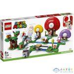 Lego Super Mario: Toad Kincsvadászata Kiegészítő Szett 71368 (Lego, 71368)
