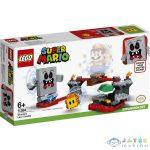 Lego Super Mario: Whomp Lávagalibája Kiegészítő Szett 71364 (Lego, 71364)