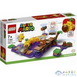 Lego Super Mario: Wiggler Mérgező Mocsara Kiegészítő Szett 71383 (Lego, 71383)