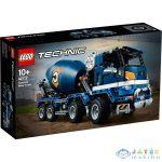 Lego Technic: Betonkeverő Teherautó 42112 (Lego, 42112)