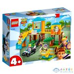 Lego Toy Story 4: Buzz És Bo Peep Játszótéri Kalandja 10768 (Lego, 10768)