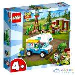 Lego Toy Story 4: Lakóautós Vakáció 10769 (Lego, 10769)