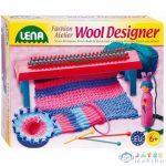 Lena: 3 Az 1-Ben Nagy Kötő És Horgoló Kreatív Szett (LENA, 42681)