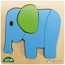 Lena: Elefánt Fa Puzzle (LENA, 32061)