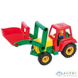 Lena: Homlokrakodó Traktor Figurával 35Cm (LENA, 4161)