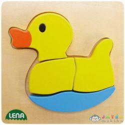 Lena: Kacsa Fa Puzzle (LENA, 32066)