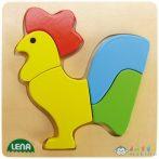 Lena: Kakas Fa Puzzle (LENA, 32062)