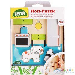 Lena: Konyha Fa Puzzle (LENA, 32141)