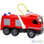 Lena: Mercedes-Benz Actros Óriás Pumpás Tűzoltóautó 64Cm-Es (LENA, 02028L)