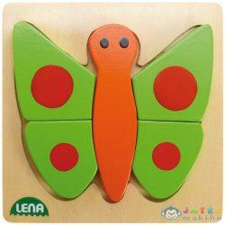 Lena: Pillangó Fa Puzzle (LENA, 32067)