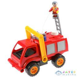 Lena: Tűzoltóautó Vízpumpával És Figurával 31Cm (LENA, 4155)