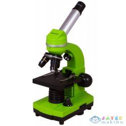 Bresser Junior Biolux Sel 40–1600X Mikroszkóp, Zöld (Levenhuk , 74319)