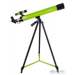 Bresser Junior Space Explorer 45/600 Az Teleszkóp, Zöld (Levenhuk , 70130)