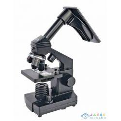 Bresser National Geographic 40X–1280X Mikroszkóp Okostelefon-Adapterrel (Levenhuk , 72351)