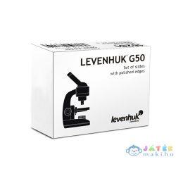 Levenhuk G50 Üres Tárgylemezek (50 Darab) (Levenhuk , 16281)