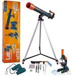 Levenhuk Labzz Mtb3 Mikroszkóp És Teleszkóp És Távcső Készlet (Levenhuk , 69698)