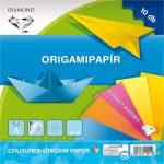 Origamipapír - 20X20 Cm - 10 Db (Lizzy Card, 566)
