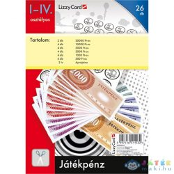 Papír Játékpénz - 1-4. Osztály (Lizzy Card, 309)