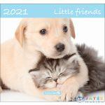 Falinaptár Lemez: Little Friends - Nagy (Lizzy, 17279)