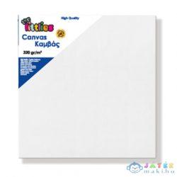 Feszített Fehér Festővászon 30X30Cm (Luna, 000646221)