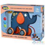 Húzogatós Elefánt Bébijáték (Luna, 621539)