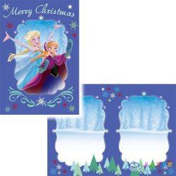 Jégvarázs Karácsonyi Üdvözlőlap Háromféle Változatban (Luna, 561940)