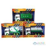 Mega Truck Szelektív Hulladékszállító Kamion Többféle Változatban Fénnyel És Hanggal (Luna, 621690)
