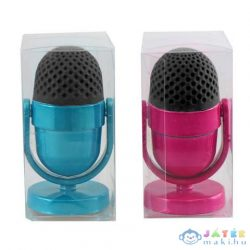 Mikrofon Formájú Hegyező Radír 2 Az 1 -Ben Többféle Változatban (Luna, )