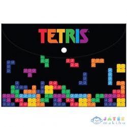 Tetris Patentos Irattartó A4 (Luna, 504040)