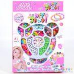 Abc Ékszerkészítő Szett Színes Gyöngyökkel Kb 6500Db-os (Magic Toys, MKL054797)