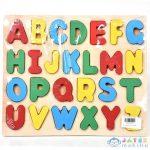 Abc Fa Formaillesztő Játék 30X22Cm (Magic Toys, MKL550283)