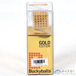 Arany Színű Mágneses Golyók 5Mm-Es 216Db-os (Magic Toys, MKL292991)