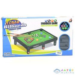 Asztali Billiárd 27,5X19X7Cm (Magic Toys, MKK493179)