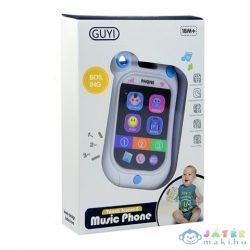 Baby Zenélő Érintőképernyős Telefon Kétféle Változatban (Magic Toys, MKL444002)