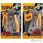 Barkács Szett Fogóval Kétféle Változatban (Magic Toys, MKL551183)